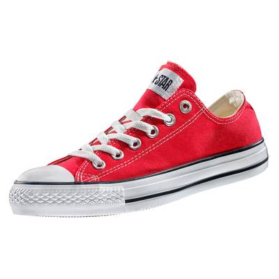 CONVERSE Chuck Taylor All Star Sneaker Herren rot