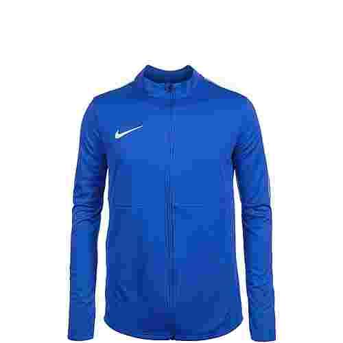 Nike Dry Park 18 Trainingsjacke Kinder blau / weiß