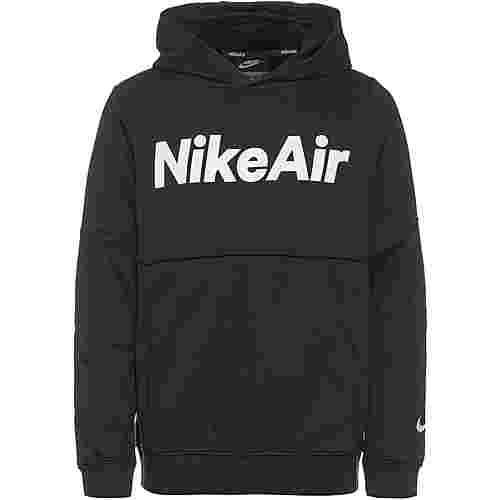 Nike Air Hoodie Kinder black/white