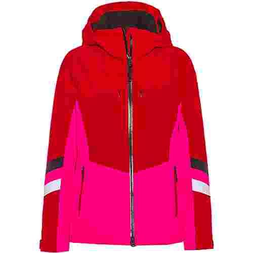 Bogner Fire + Ice Davi Skijacke Damen red