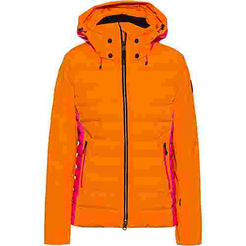 Bogner Fire + Ice Janka Skijacke Damen orange