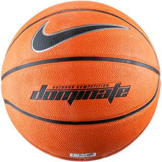 Nike Dominate 8P Basketball amber-black-metallic