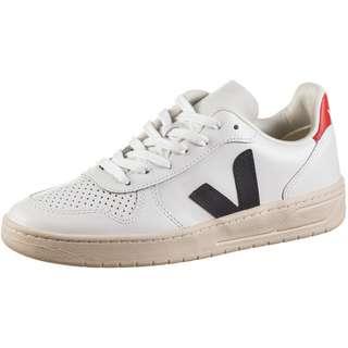 VEJA V-10 Sneaker extra white-nautico-pekin