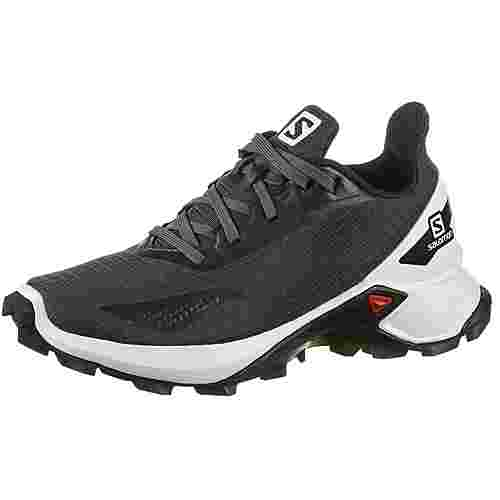 Salomon Alphacross Blast J Multifunktionsschuhe Kinder india ink-white-black