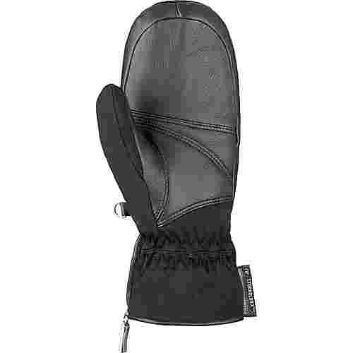 Reusch Lore STORMBLOXX™ Mitten Outdoorhandschuhe black / silver