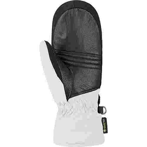 Reusch Alexa GTX Mitten Outdoorhandschuhe white / black