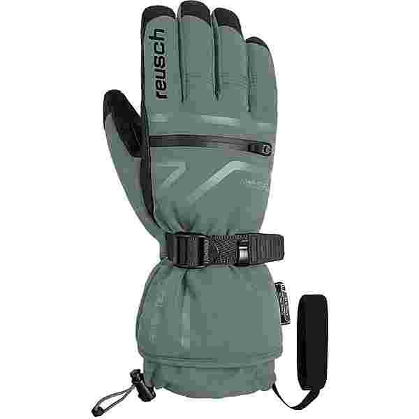 Reusch GORE-TEX Down Spirit GTX Skihandschuhe steel grey/black