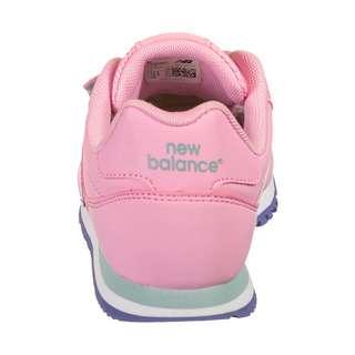 NEW BALANCE YV500-M Sneaker Kinder pink / weiß