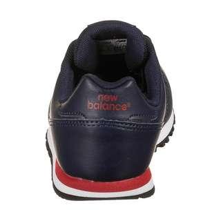 NEW BALANCE YC373-M Sneaker Kinder dunkelblau / rot