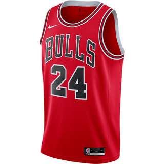 Nike Lauri Markkanen Chicago Bulls Trikot Herren university red-white