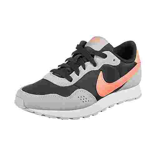 Nike MD Valiant Sneaker Kinder anthrazit / korall