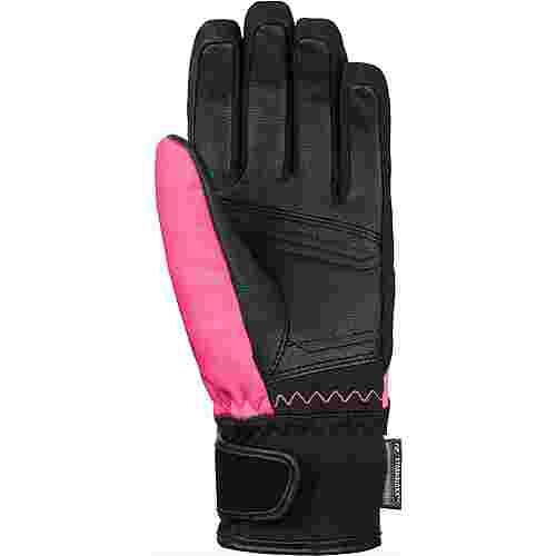 Reusch Tomke STORMBLOXX™ Skihandschuhe knockout pink / white