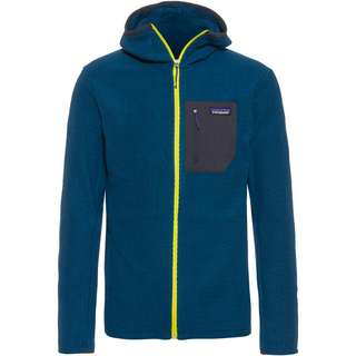 Patagonia R1 Air Fleecejacke Herren crater blue