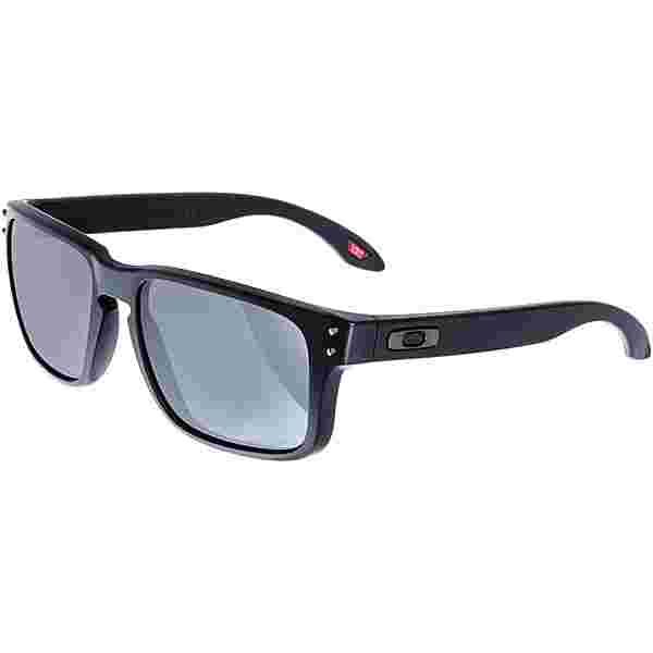 Oakley HOLBROOK XS Sonnenbrille matte black-prizm grey
