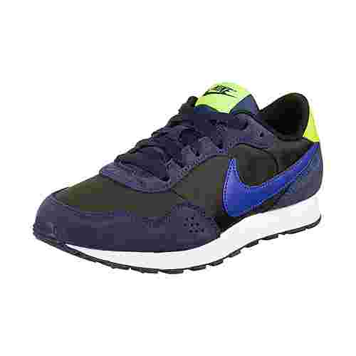 Nike MD Valiant Sneaker Kinder schwarz / blau