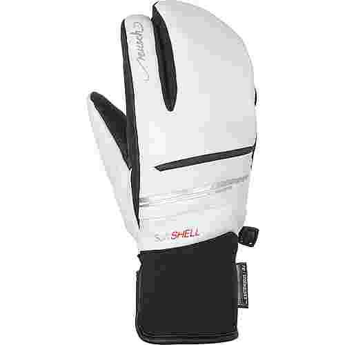Reusch Tomke STORMBLOXX™ Lobster Outdoorhandschuhe white / black