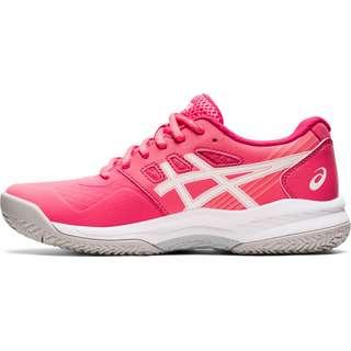 ASICS GEL-GAME 8 CLAY Tennisschuhe Damen pink cameo-white