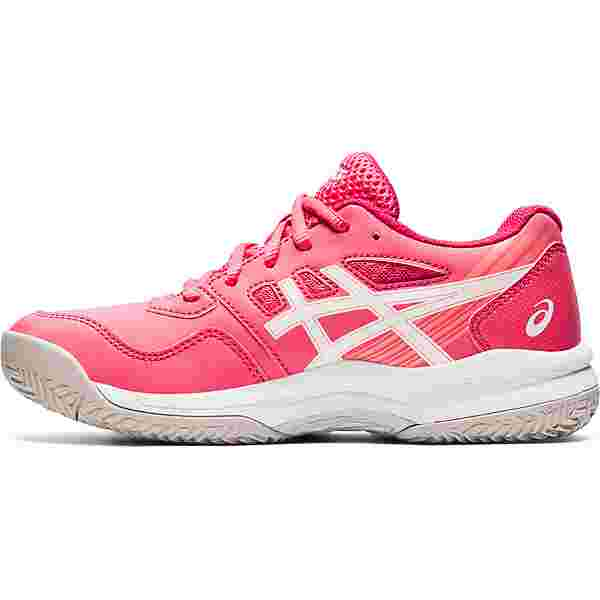 ASICS GEL-GAME 8 GS CLAY Tennisschuhe Kinder pink cameo-white