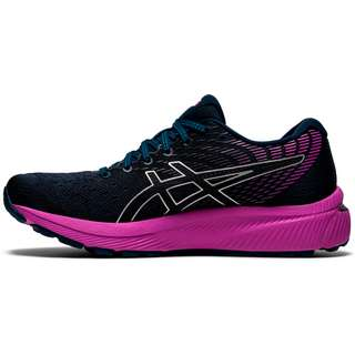 ASICS GEL-CUMULUS 22 Laufschuhe Damen french blue-black