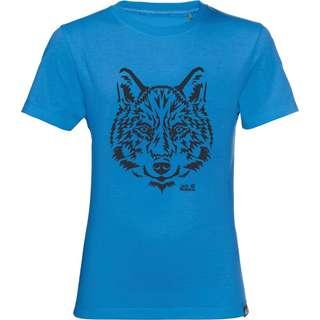 Jack Wolfskin T-Shirt Kinder sky blue