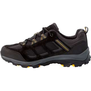 Jack Wolfskin VOJO 3 TEXAPORE LOW Wanderschuhe Herren black -burly yellow XT