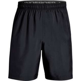 Under Armour WOVEN GRAPHIC Funktionsshorts Herren black