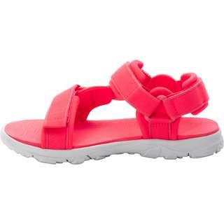 Jack Wolfskin Seven Seas 3 Outdoorsandalen Kinder coral pink