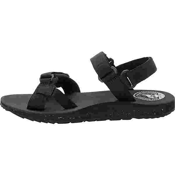 Jack Wolfskin OUTFRESH Outdoorsandalen Damen black-light grey