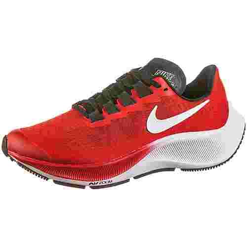 Nike Air Zoom Pegasus 37 Laufschuhe Kinder university red-white-black
