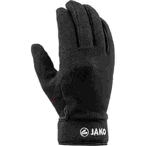 JAKO Fingerhandschuhe schwarz