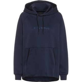 Peak Performance Tech Hoodie Damen blue shadow