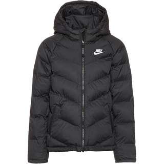 Nike Kapuzenjacke Kinder black-black-black-white