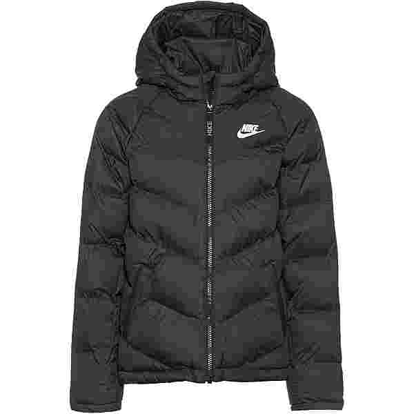 Nike NSW Kapuzenjacke Kinder black-black-black-white