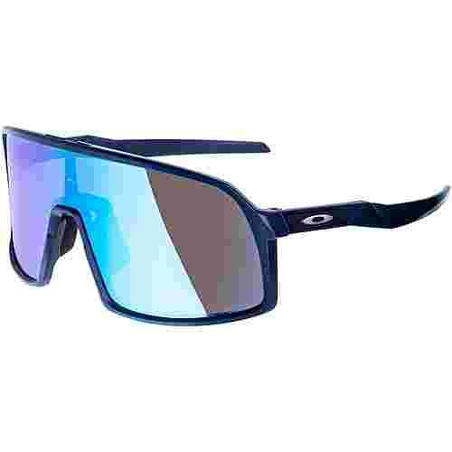 Oakley SUTRO S Sportbrille matte navy-prizm sapphire