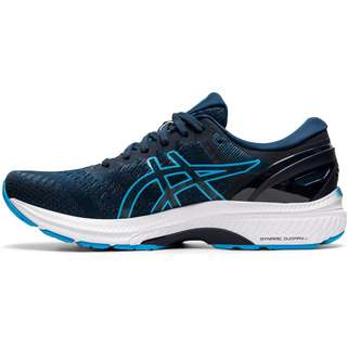 ASICS GEL-KAYANO 27 Laufschuhe Herren french blue-digital aqua
