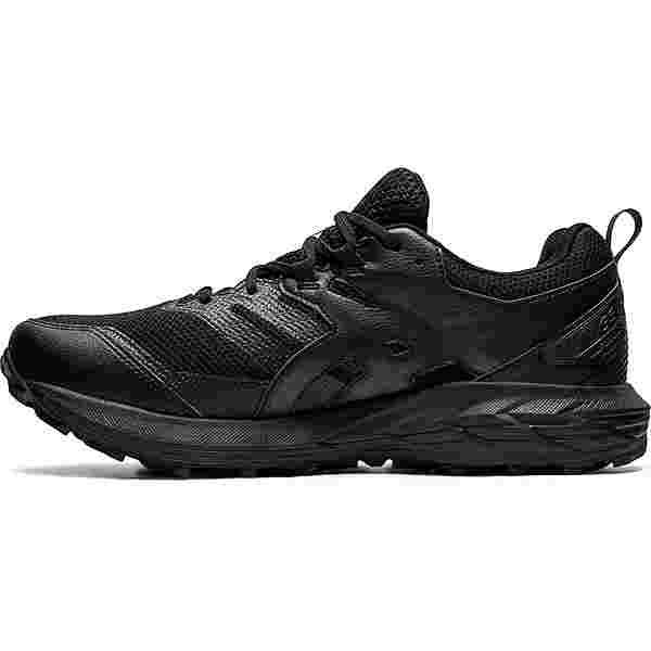 ASICS GTX GEL-SONOMA 6 GTX Trailrunning Schuhe Herren black-black
