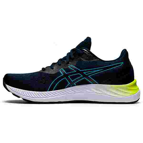ASICS GEL-EXCITE 8 Laufschuhe Herren french blue-digital aqua