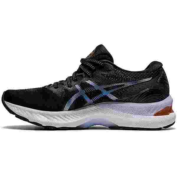 ASICS GEL-Nimbus 23 Laufschuhe Damen black-graphite grey