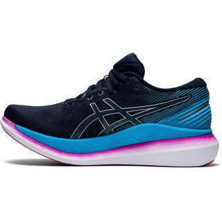ASICS GLIDERIDE 2 Laufschuhe Damen french blue-digital aqua