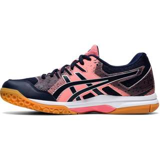 ASICS GEL-ROCKET 9 Hallenschuhe Damen guava-midnight