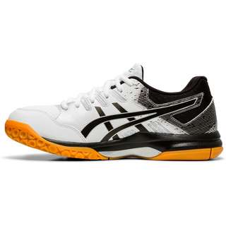 ASICS GEL-ROCKET 9 Hallenschuhe Damen white-black