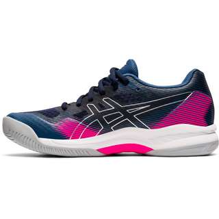 ASICS GEL-COURT HUNTER Hallenschuhe Damen midnight-grand shark