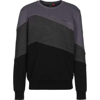 Ragwear Tripsy Sweatshirt Herren schwarz/grau