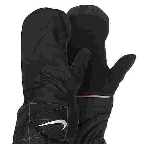 Nike Flash Run Division Laufjacke Herren schwarz