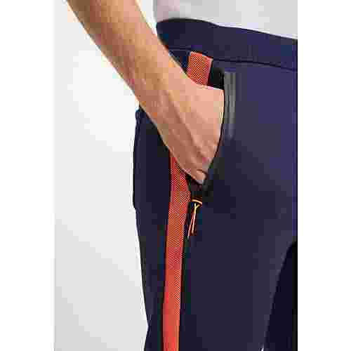 MO Sweathose Herren marine orange