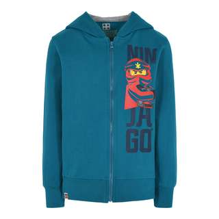 Lego Wear Sweatjacke Kinder Sea Turquise
