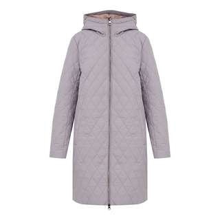 Finn Flare Kurzmantel Damen light grey