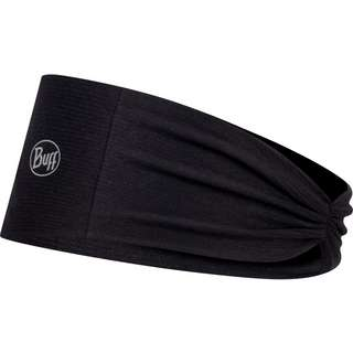 BUFF CoolNet Stirnband SOLID BLACK