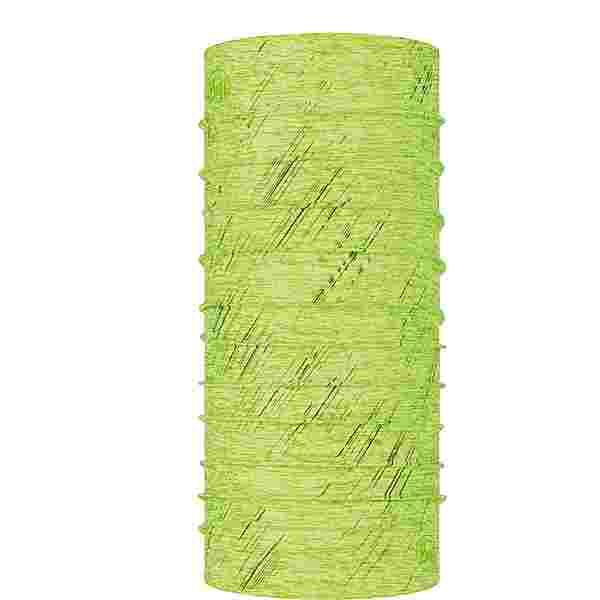BUFF Coolnet UV Reflective Schal r-lime