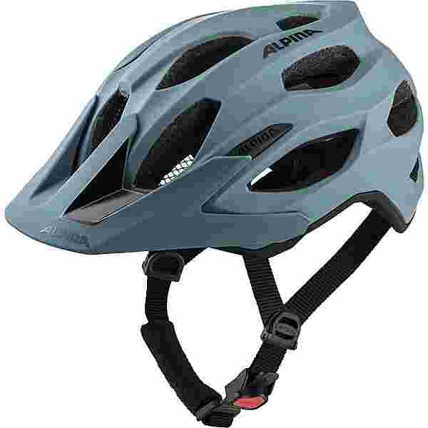 ALPINA CARAPAX 2.0 Fahrradhelm dirt-blue matt